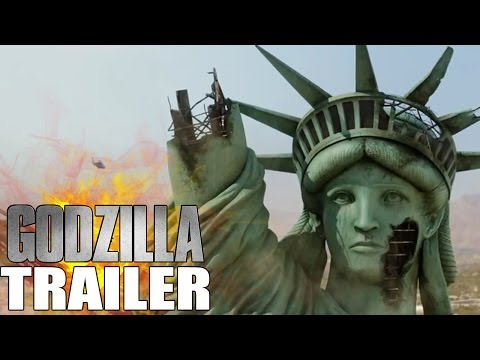 NEW Godzilla Official Trailer 2 (2014) Review