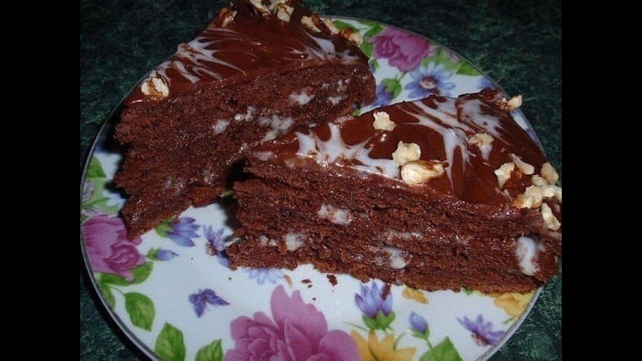 Трюфельный сметанник торт рецепт