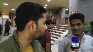 GUMM Pakistani Movie Public Review Capri Cinema   Sami Khan, Shamoon Abbasi, Shameen Khan