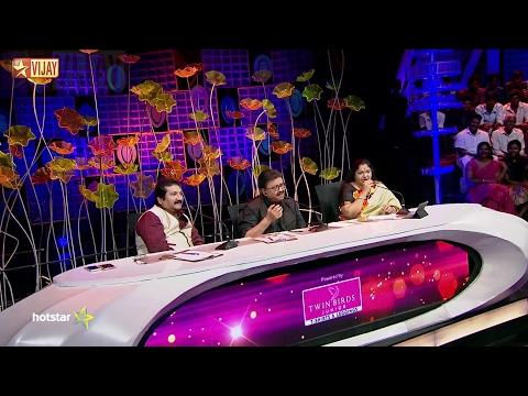Super Singer Junior - Oh Priya Priya by the judges