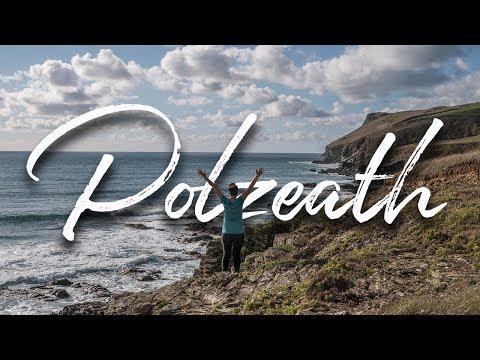 Küstenwanderung in Polzeath mit wunderschöner Aussicht | Vlog #118 | CORNWALL