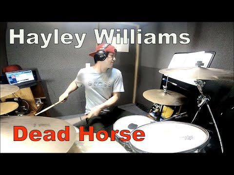 Hayley Williams - Dead Horse - Request Drum Cover By Chulhee Drum