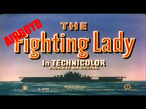 Operations On The Aircraft Carrier USS Yorktown (CV-10) 1944