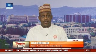 INEC, APC, PDP Debate The Role Of Amina Zakari's Committee In 2019 Elections Pt.1 |Sunrise Daily|