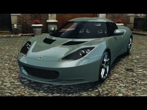 Lotus Evora 2009 v1.0