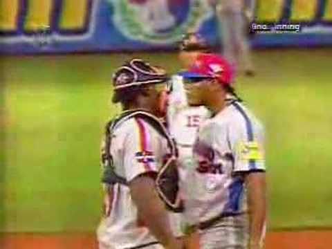 Final Serie del Caribe 2006 (9no. inning)