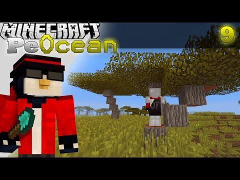 Minecraft Pe Ocean Casuta mea incepe sa prinda culoare Ep.9 S.3