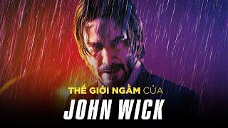 JOHN WICK: Tóm tắt & Giải thích Thế giới