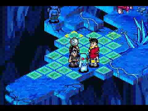 Yu Yu Hakusho - Ghostfiles - Tournament Tactics - Yu Yu Hakusho - Ghostfiles - Tournament Tactics Walkthrough Part 6 (GBA) - Vizzed.com GamePlay - User video