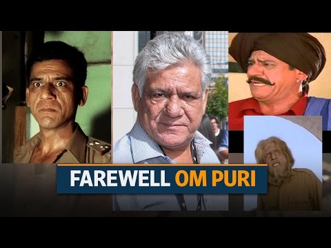 Om Puri: The actor who redefined realism in Indian cinema