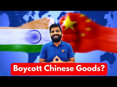 Boycotting Chinese Products?   My Honest Opinions