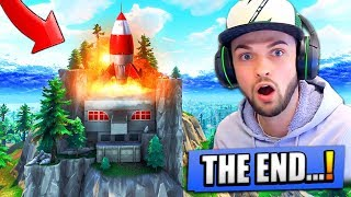 SEASON 5 *NUKE* in Fortnite: Battle Royale!