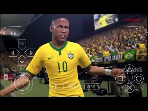 PES 2017 Offline Android 450 MB | High Graphics, No lag