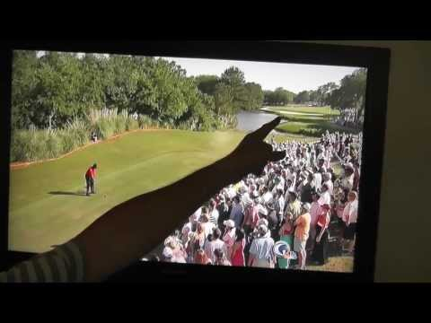 Tiger Woods Took a Bad Drop at TPC and the NBC Announcers Proved it Before Flipping