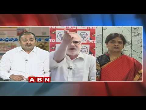 Debate on CM Chandrababu Comments on YCP MP's Resignation | Public Point | Part 2