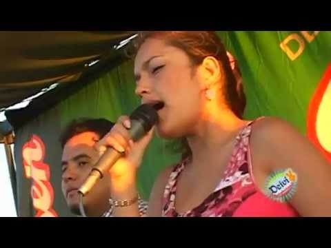 Amame - La Unica Tropical - primicia 2012 Canta Lesly Aguila - www.ronald.estaniz.com.flv
