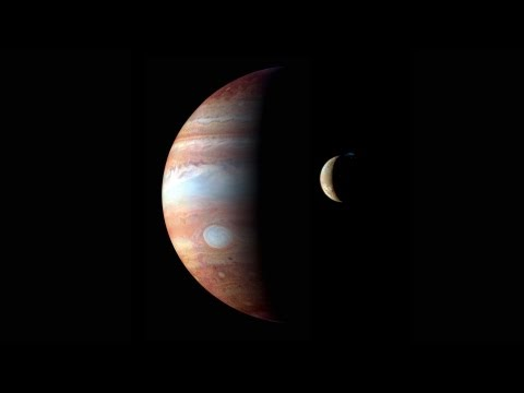 NASA | Jupiter's Hot Spots