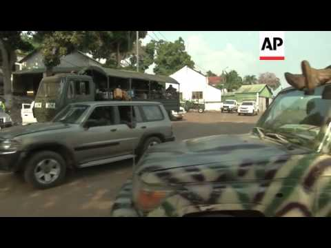 Muslim rebels move out of main military base