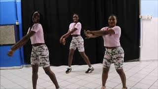 Black Dancers Presents : Skiibii ft Reekado Banks - Sensima  = Dance Video