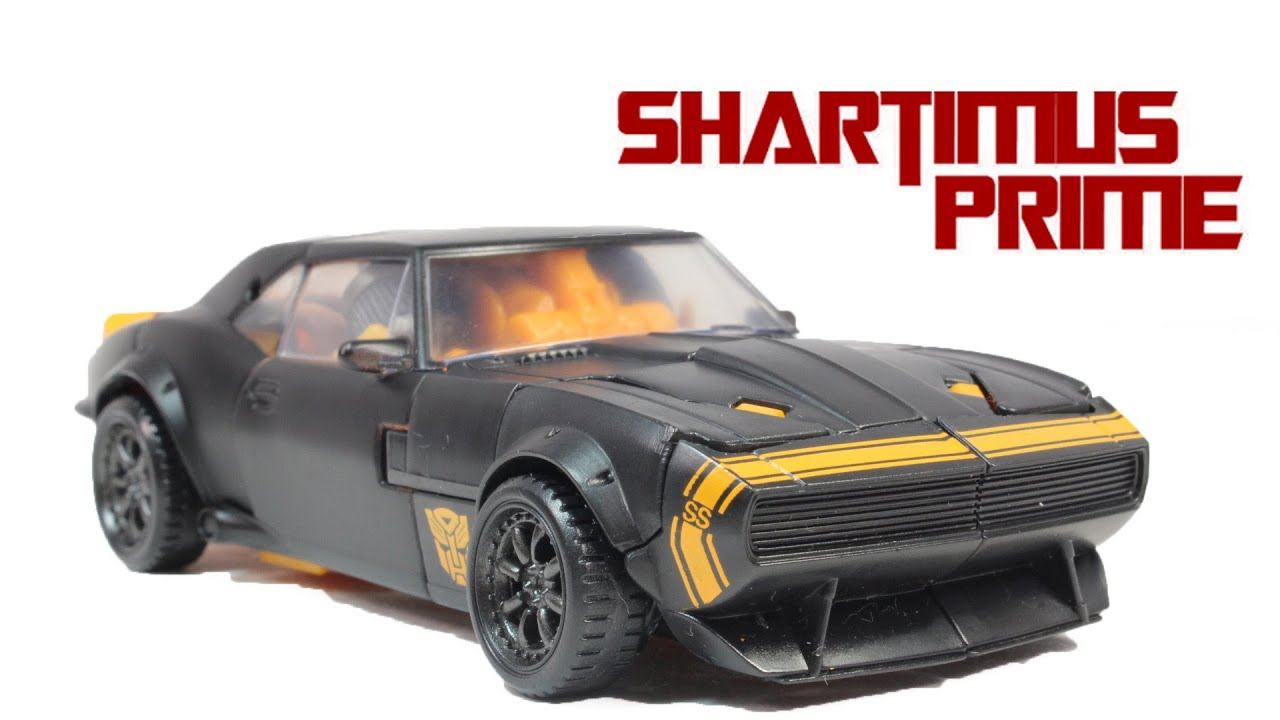 Transformers 4 Age of Extinction High Octane Bumblebee ...