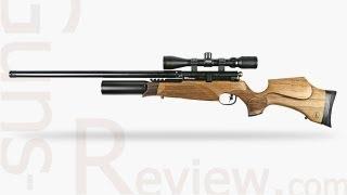 Мощная самодельная пневматическая винтовка