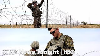 Troop Border Deployments & Trump's Dump: VICE News Tonight Full Episode (HBO)