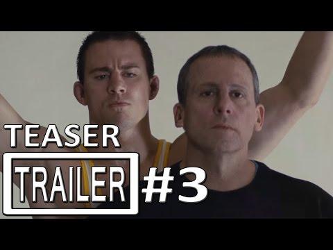 Foxcatcher Teaser Trailer 3 - Steve Carell, Channing Tatum