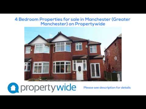 4 Bedroom Properties for sale in Manchester (Greater Manchester) on Propertywide