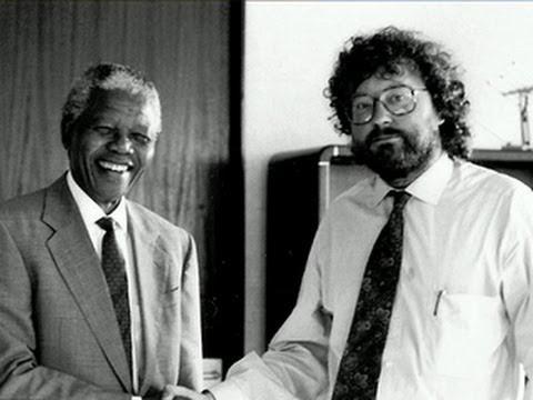 """Mandela legacy: """"Invictus"""" author on the life of Nelson Mandela"""