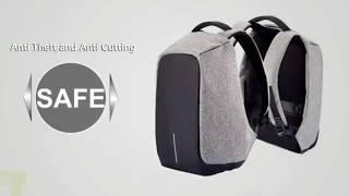 Men's Backpack ANTI CUTTING Multifunctional Anti theft BagsBusiness Computer Bag BD
