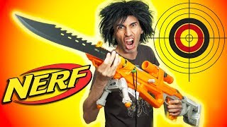 Download Lagu NERF Build Your Blaster: SNIPER Challenge! Gratis STAFABAND