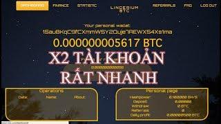 Sự thật về những web X2 dogecoin X2 tài khoản trong 24h | Web các bạn hỏi
