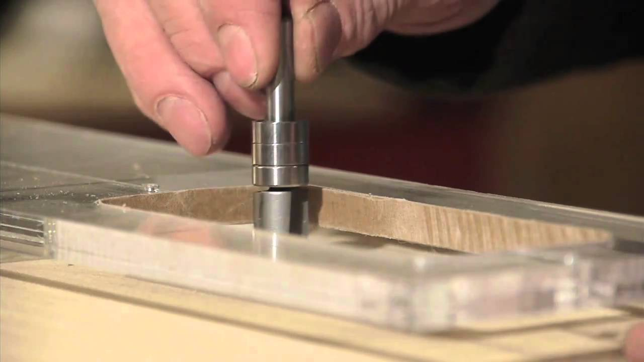 Routing A Fender-style Neck Pocket