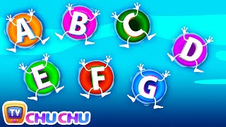 ABC Songs for Children - ABCD Song in Alphabet Water Park - Phonics Songs & Nursery Rhymes