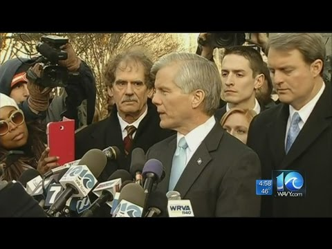 WAVY team coverage of Bob McDonnell sentencing