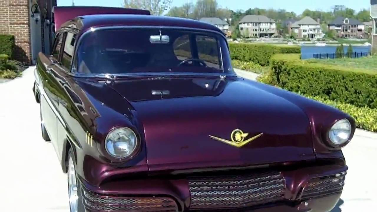 1957 pontiac pathfinder restomod classic muscle cars for for Vanguard motors for sale