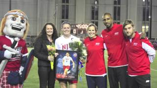 NJIT Women's Soccer Senior Day Video