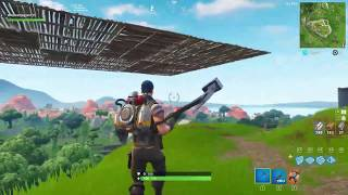 *NEW* How to build a *LEVITATING* Base in Fortnite