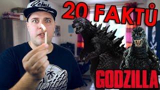 20 FAKTŮ - Godzilla
