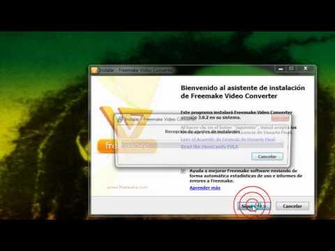 Como Comprimir Un Video Sin Perder Calidad | Freemake Video Converter De 738 MB a 7 MB