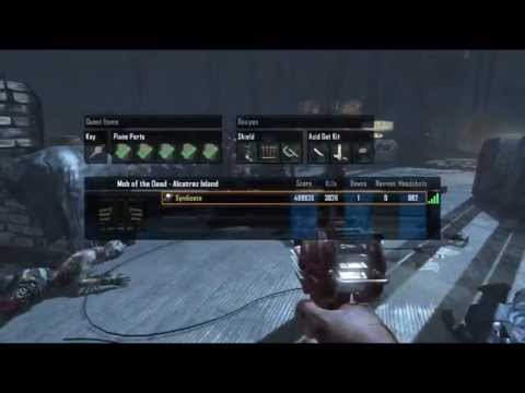Black Ops 2 Zombies: Mob Of The Dead - Rounds 63-69 w/Syndicate!
