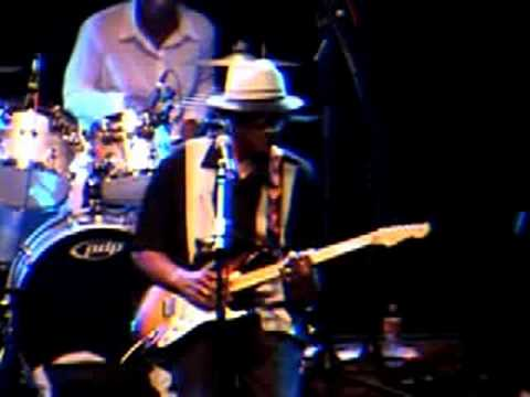 Hubert Sumlin @ the 5th Annual Freedie King Blues Fest. Video
