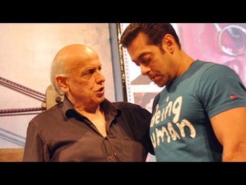 Salman Khan tells Mahesh Bhatt not to apologize