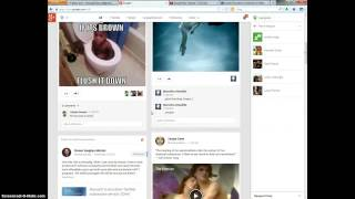 How to use Google+ (Google plus) - What is Google+ Tutorial - (Part 1)