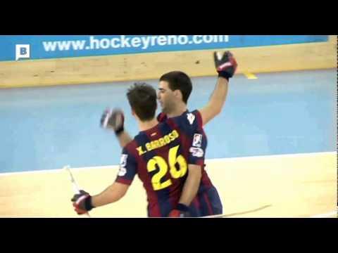 Resumo do FC Barcelona 6-3 HC Bassano