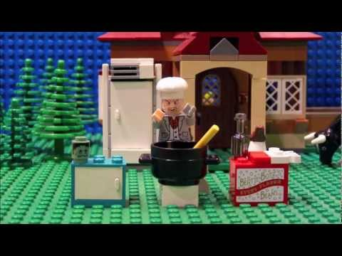 LEGO HARRY POTTER-COOKING WITH WORMTAIL- SUMMER SPECIAL