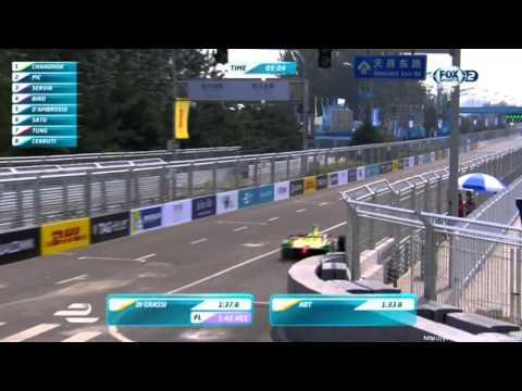 Formula E 2014 - Etapa 1 eP Beijing - Qualificação