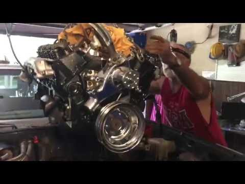 84 SS Elcamino 350 crate engine swap! From beginning to end!