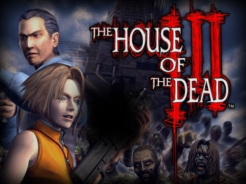 The House Of The Dead3