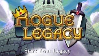 Rogue Legacy Speedrun (18:09 - 4 Children)